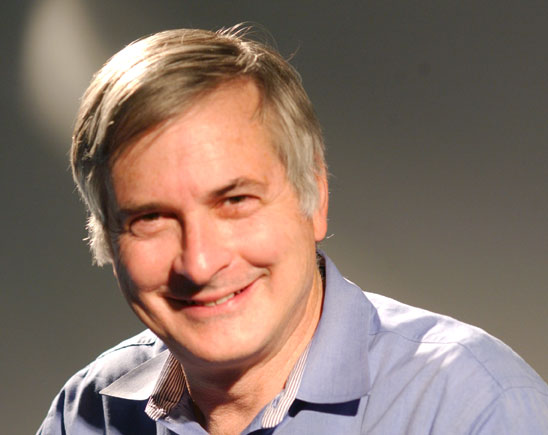 "Dr. Seth Shostak host of the radio show ""Are we alone?"""